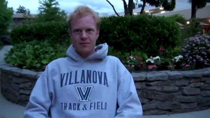 Get to know Matthew Gibney before Harry Jerome International Track Classic 2011