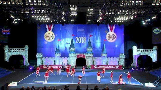 Corbin High School [2018 Medium Varsity Division II Finals] UCA National High School Cheerleading Championship