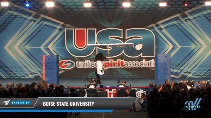 Boise State University [2018 Mascot Prelims] USA Collegiate Championships