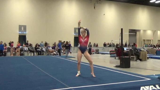 Amanda Elswick - Floor, Capital - 2018 Alamo Classic
