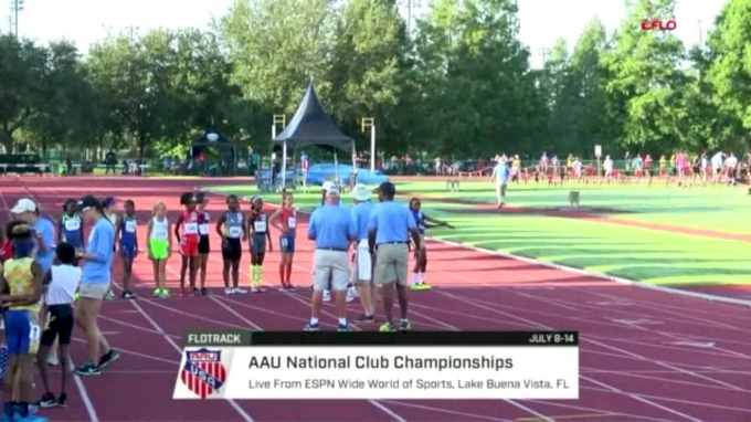 2018 AAU National Club Championships, Day Three Full Replay