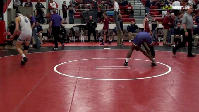 152 lbs, Semifinals, Orion Gutierrez, Rio Rancho vs Montez Robinson, Ark City.mp4