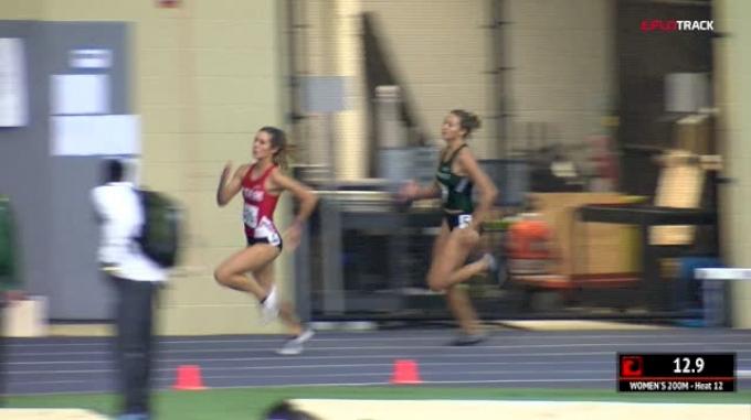 Women's 200m, Heat 12