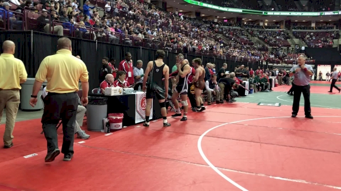170 r1, Jarrod Setliff, Buckeye vs Rocky Jordan, SPG