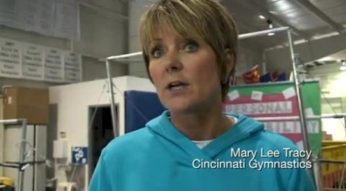 Workout Wednesday: Conditioning with the Cincinnati Gymnastics Elites