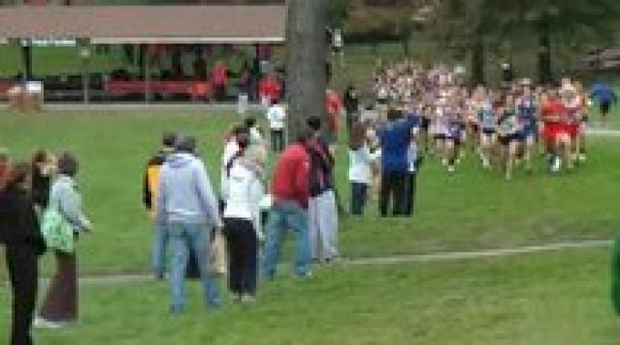Montgomery County Boys XC Championship 2011