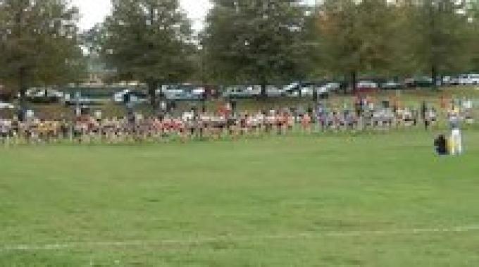 Montgomery County Girls XC Championship 2011