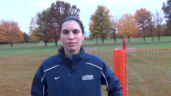 Uconn down but not out after Dog attack Big East Cross Country Championships 2011