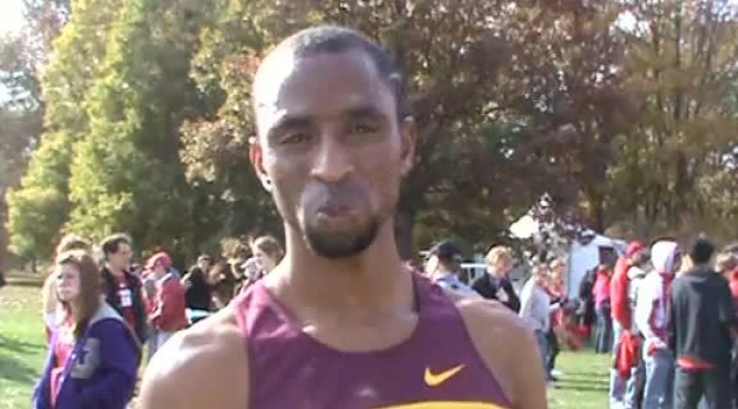 Hassan Mead Minnesota 4th 2011 Big Ten Conference Championships