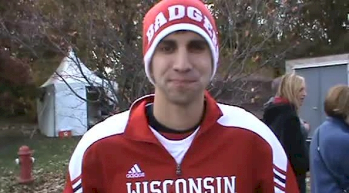 Reed Connor Wisconsin 5th 2011 Big Ten Conference Championships