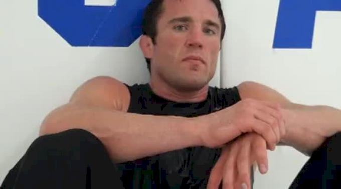 Thirty minutes with Chael Sonnen