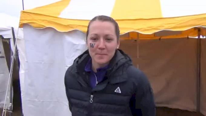 Christine Babcock Washington senior 3 podium finishes with the Huskies  2011 NCAA XC