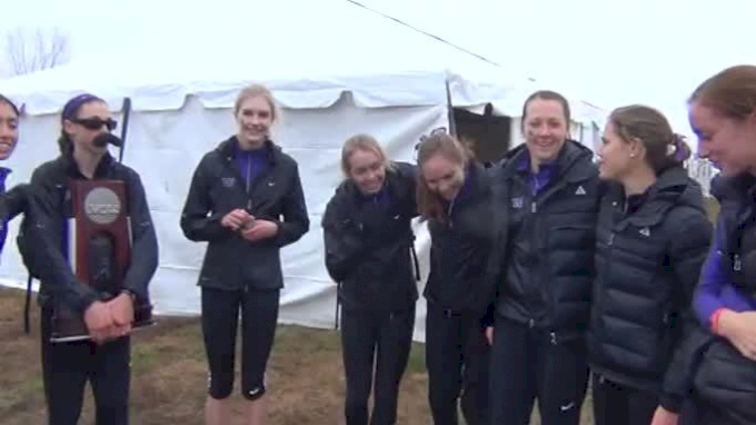Washington women Repeat as team Stashie Champs 2011 NCAA XC