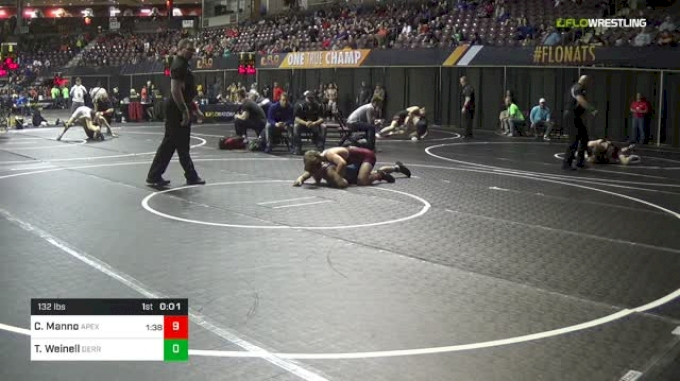 138 lbs Round Of 64 - Avry Mutschler, ARES vs Leno Ciotti, Unattached