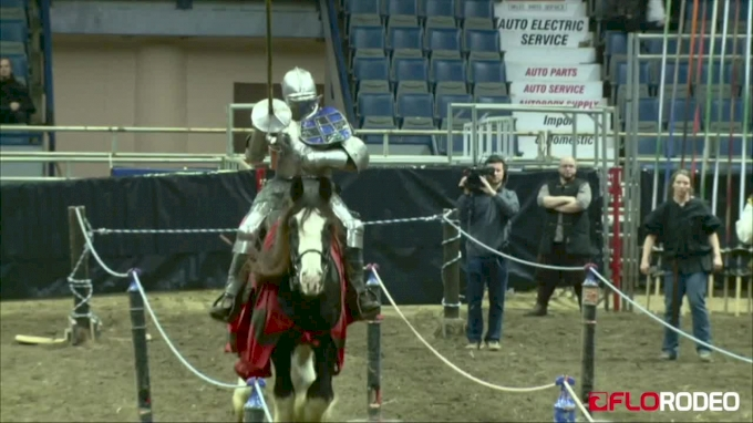 Agribition Jousting Highlights