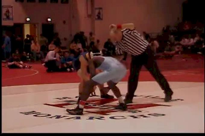 Matt Walker vs. Marysville