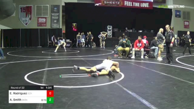 113 lbs Round Of 32 - Elon Rodriguez, Izzy Style vs Andrew Smith, Dark Knights Wrestling Club