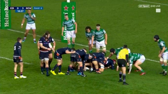 Highlights Heineken Cup: Edinburgh vs Newcastle