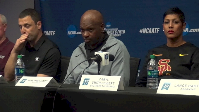 We Ask The Coaches If Poland's WR Squad Would Win The NCAA 4x4