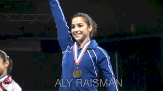 Meet the Elite: Aly Raisman