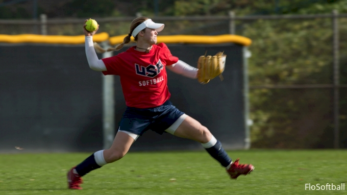 Jenna Lilley on the Road to Team USA