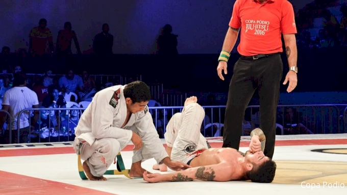 Dilllon Danis Dislocates Arm At Copa Podio Lightweight Grand Prix