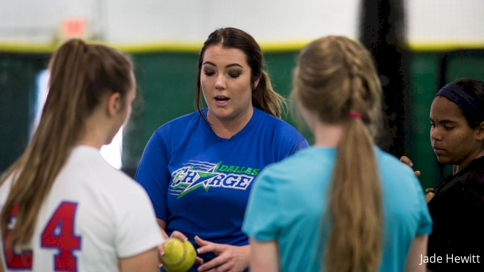 Lauren Haeger: How to throw the rise ball