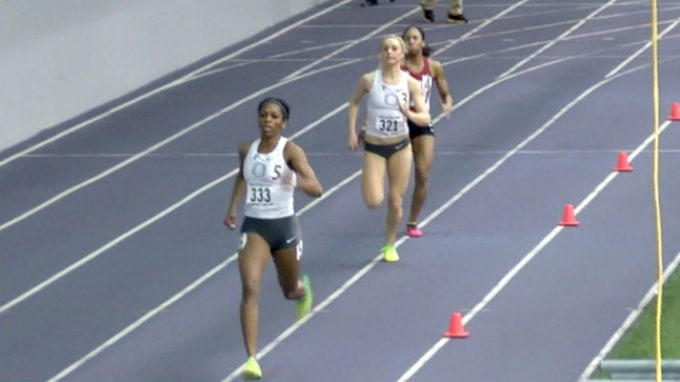 TASTY RACE: UW Preview Women's 600m