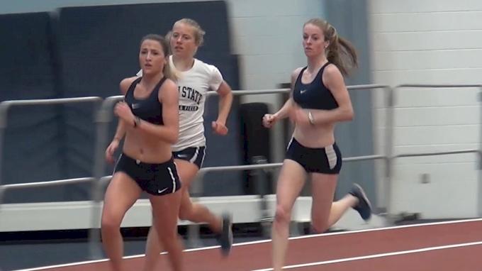 Workout Wednesday: Penn State Women Ladder Workout