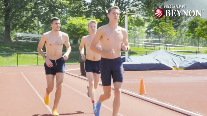 Workout Wednesday: Henry Wynne and UVA Men Do Cutdown 600s