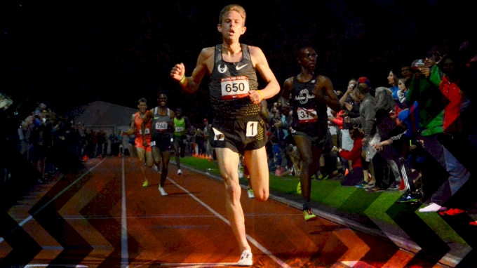 TASTY RACE: Galen Rupp's Return To The Track
