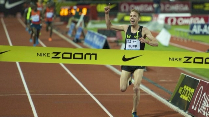 2014 Prefontaine Classic: Galen Rupp Wins the 10,0