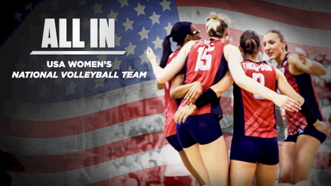 USA Women's National Volleyball Team: All In (Episode One)