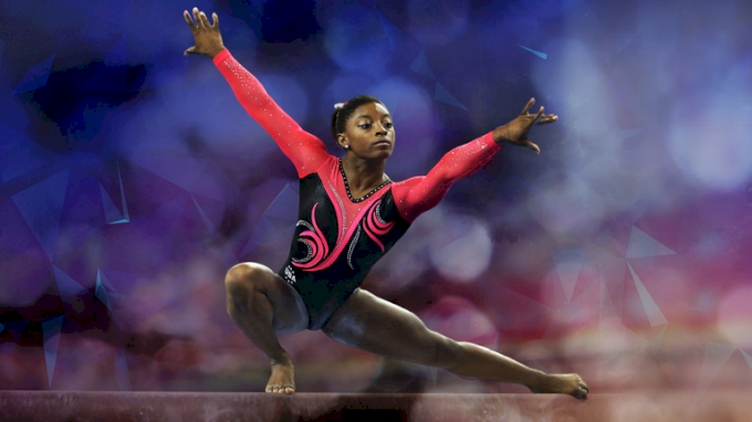 Simone Biles: Golden Girl (The Trailer)