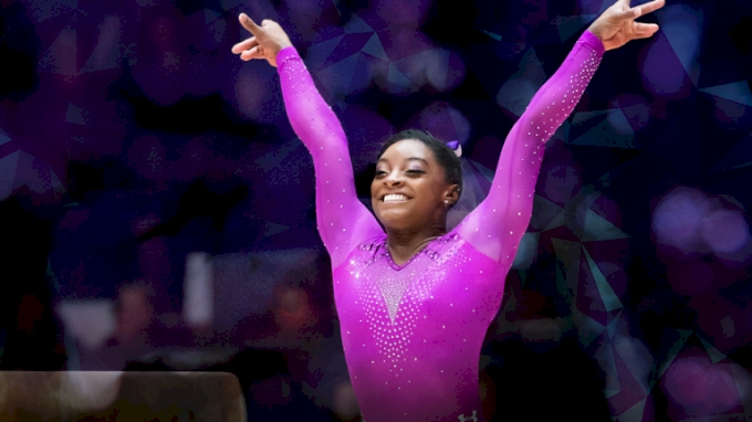 Simone Biles: Golden Girl (Episode 2)