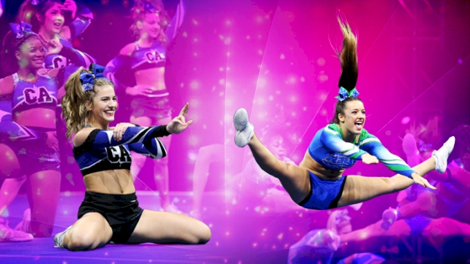 SMOED and Peach: Beyond The Routine (Episode 1)