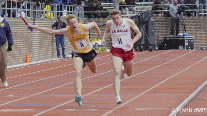Throwback: Drew Hunter's Unbelievable Penn Relays Come From Behind Victory