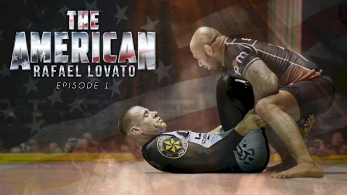 The American: Rafael Lovato Jr - (Episode 1)