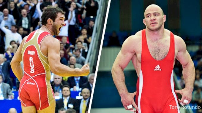 Wrestling Legends Besik Kudukhov & Artur Taymazov Stripped Of Olympic Medals