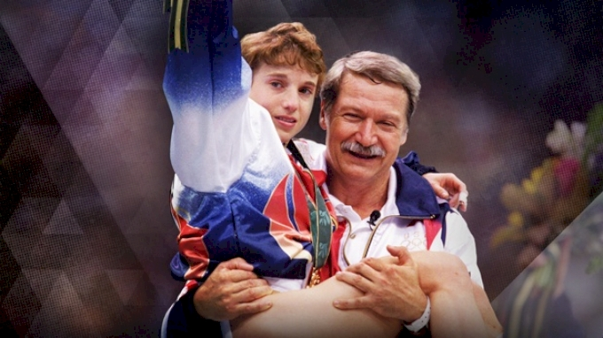 Kerri Strug: Legends (The Trailer)