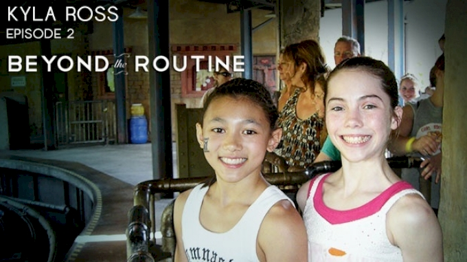 Kyla Ross: Beyond the Routine (Episode 2)