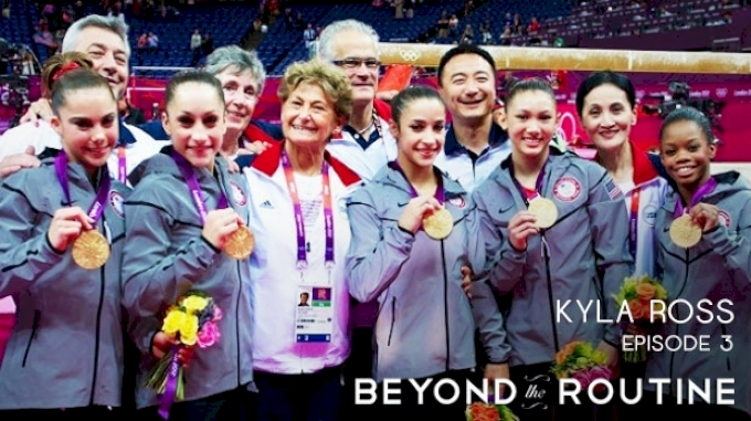 Kyla Ross: Beyond the Routine (Episode 3)