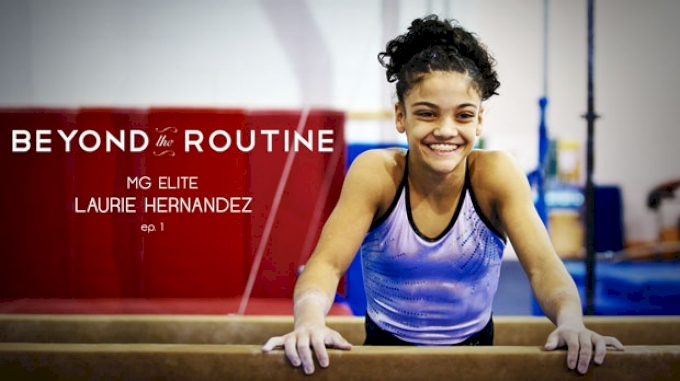 Laurie Hernandez: Beyond the Routine (Episode 1)