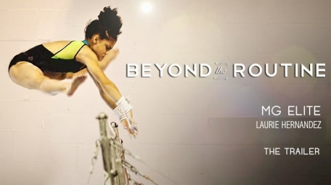 Laurie Hernandez: Beyond the Routine (The Trailer)