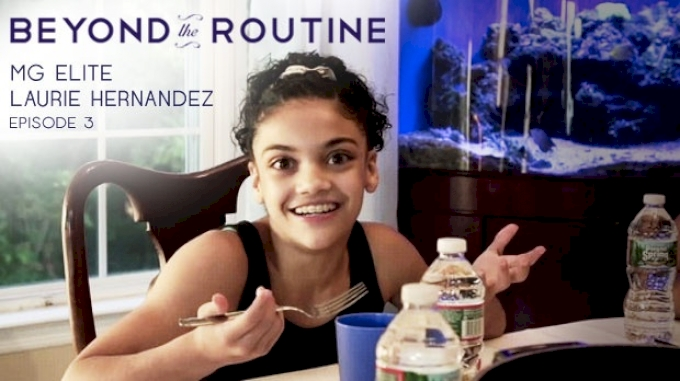 Laurie Hernandez: Beyond the Routine (Episode 3)