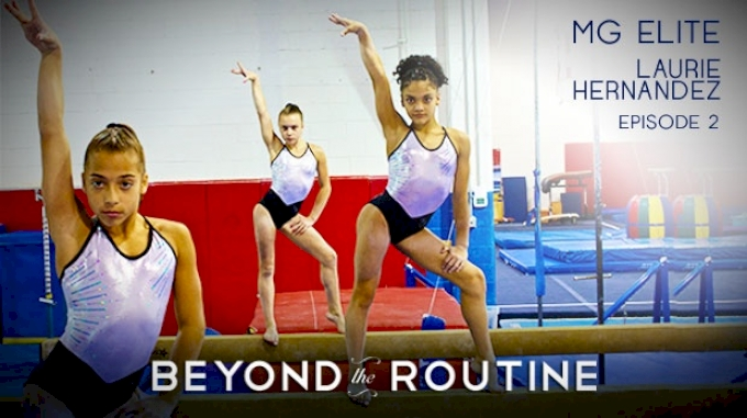 Laurie Hernandez: Beyond the Routine (Episode 2)