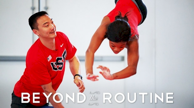 Chow & Gabby Douglas: Beyond the Routine (Episode 2)