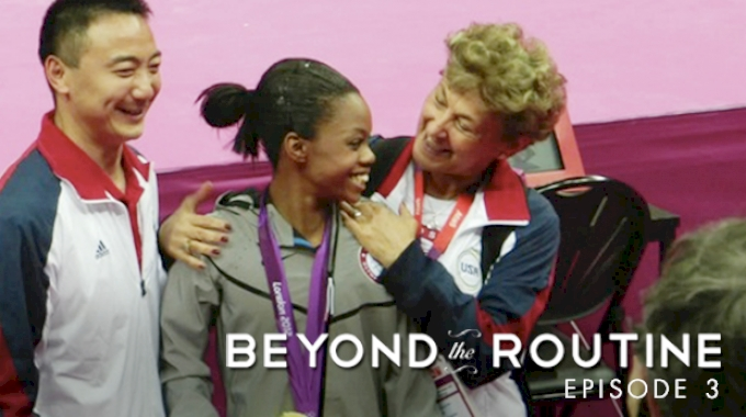 Chow & Gabby Douglas: Beyond the Routine (Episode 3)