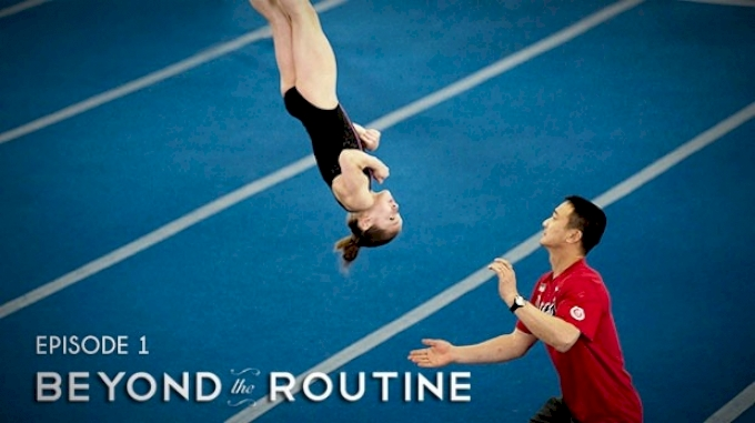Chow & Gabby Douglas: Beyond the Routine (Episode 1)