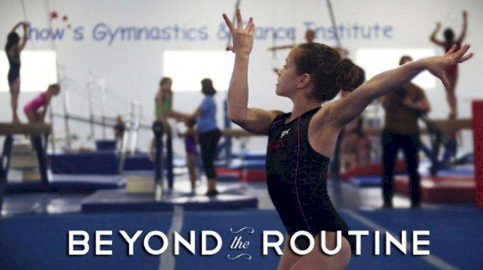 Chow & Gabby Douglas: Beyond the Routine (Trailer 1)
